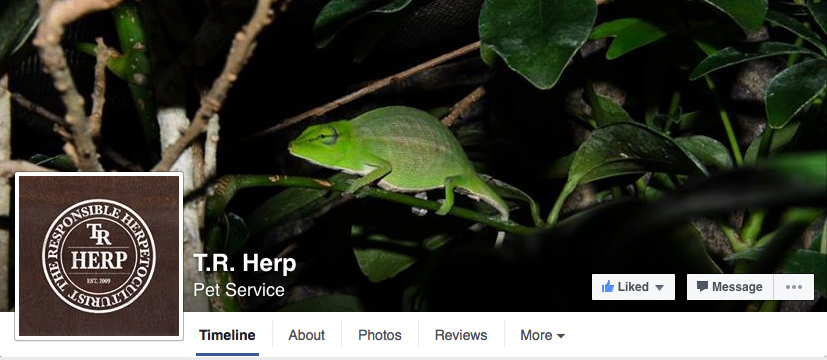TR Herp Facebook