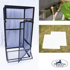 Dragon Strand Large Keeper Chameleon Cage Kit