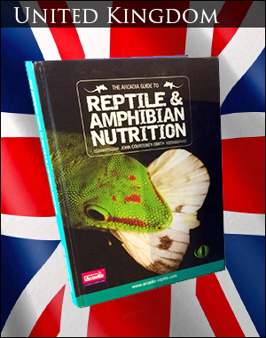 nutrition chameleon UK
