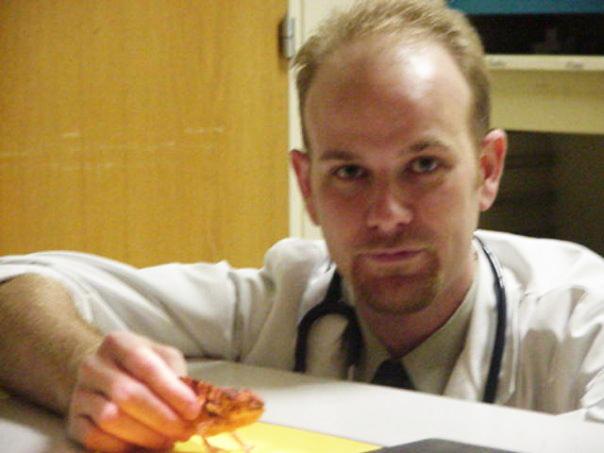 Dr. Rob Coke DVM - Chameleon vet