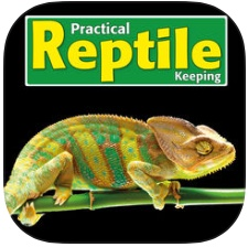 iPad app for Practical Reptile Keeping