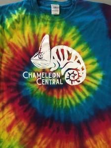 Chameleon shirt