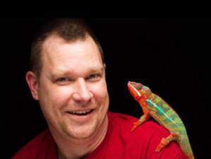 Dru Reeves of Chameleon Central USA
