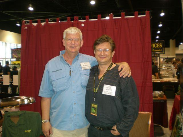 Ron Tremper and Petr Necas