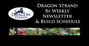 Dragon Strand Newsletter