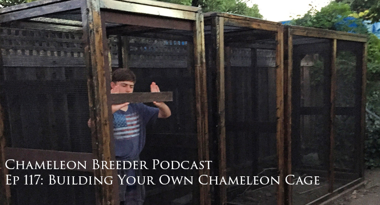 Building Your Own Chameleon Cage