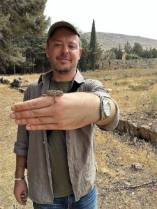 Chameleon in Lebanon