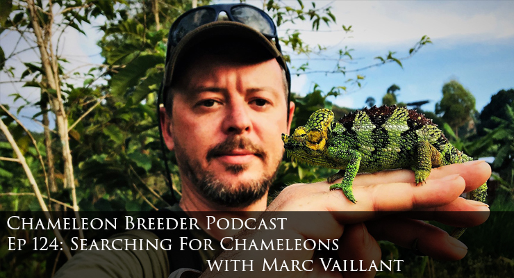 Searching For Chameleons with Marc Vaillant